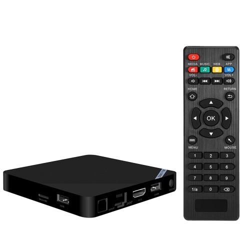 Mini M8SII Smart Android 6.0 Caixa de TV 2GB / 8GB BT 4.0 EU Plug