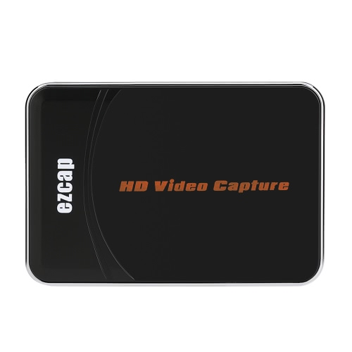 ezcap280 HD Video Game Captura HDMI 1080p / Recorder YPbPr em Disk USB Para DVD XBOX One / 360 PS3 PS4 WII U EU Plug