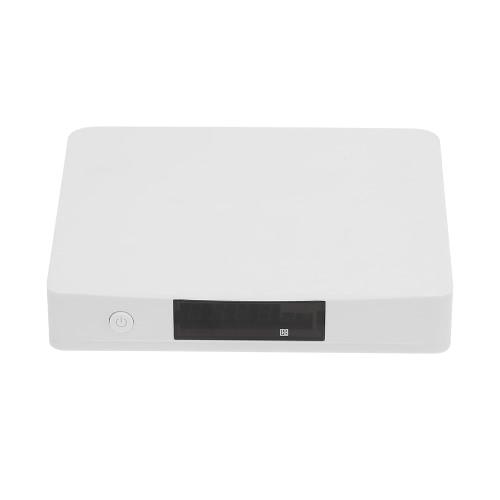 S204-T2 & S2 Android TV Box + DVB T2 S2 Allwinner H3 Android 4.4.2 Quad-core Support DVB-T2 DVB-S2 1G / 8G H.265 4K XBMC KODI DLNA Miracast Smart Media Player EU Plug