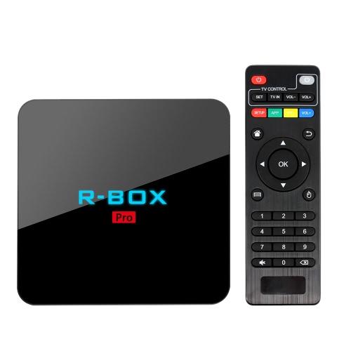 R-BOX Pro Android 6.0 TV Box S912 Octa-Core 2GB / 16GB Bluetooth 4.0