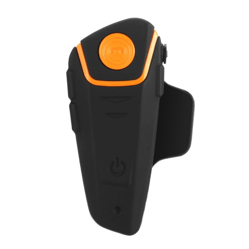 ヘッドフォン1000Mインターホンの距離FM防水ハンズフリーマイク付きでBT-S2オートバイのヘルメットのBTインターコムワイヤレスインターホンスマートフォン用のBT対応デバイスEUプラグ