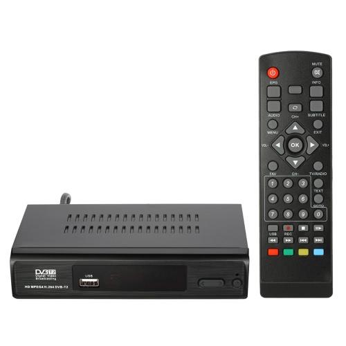 dvb t2 hd digital terrestrial receiver set top box video broadcasting hevc full hd 1080p. Black Bedroom Furniture Sets. Home Design Ideas