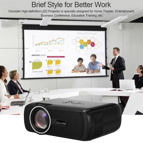 docooler bl-80 led lcd projector 1080p