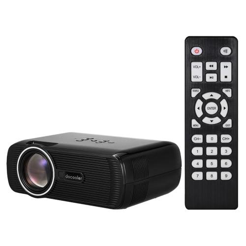 Светодиодный проектор Docooler BL-80 1080P EU Plug