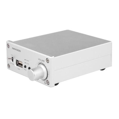 Цифровой усилитель мощности NK-268 Mini HiFi Audio Receiver