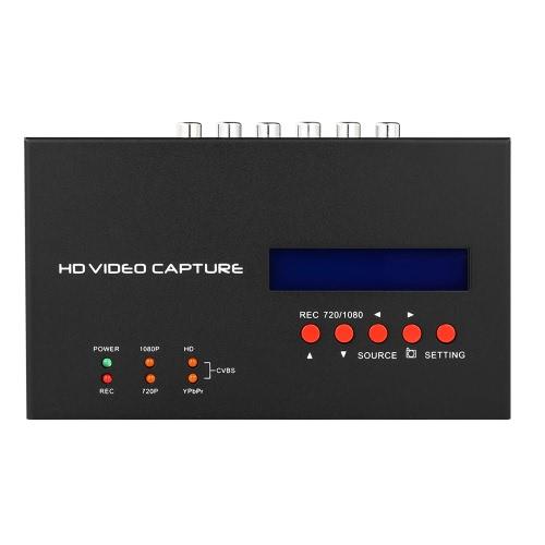 Ezcap283S Video Capture Grabadora HD 1080P UE enchufe