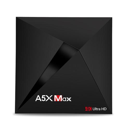A5X最大のAndroid 8.1のテレビボックスミニPC 4GB / 16GB