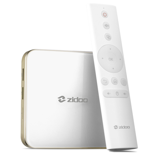 zidoo H6 PRO Android 7.0 TV Box Allwinner H6 2GB DDR4 16GB EMMC