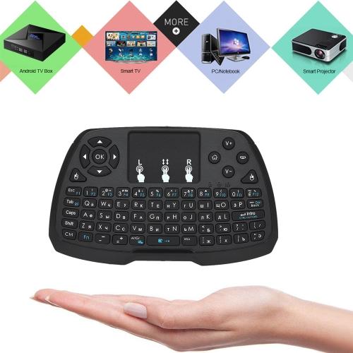 Russian Version 2.4GHz Wireless Keyboard