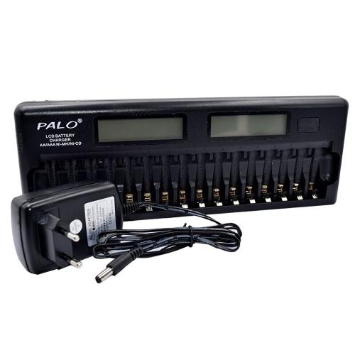Универсальное зарядное устройство PALO PL-NC31 фото