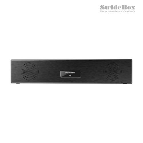 StrideBox Z1 Android TV Box + BT Sound Bar