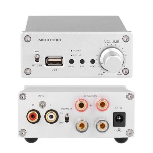نيكودو نك-368R الصوت الرقمي السلطة مكبر للصوت
