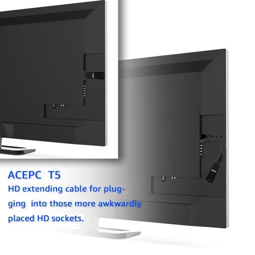 ACEPC T5 Pocket Windows 10 Mini PC Stick 2GB / 32GB EU Plug