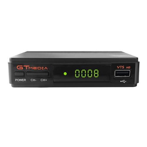 جهاز استقبال التلفزيون GTMEDIA V7S HD DVB-S2
