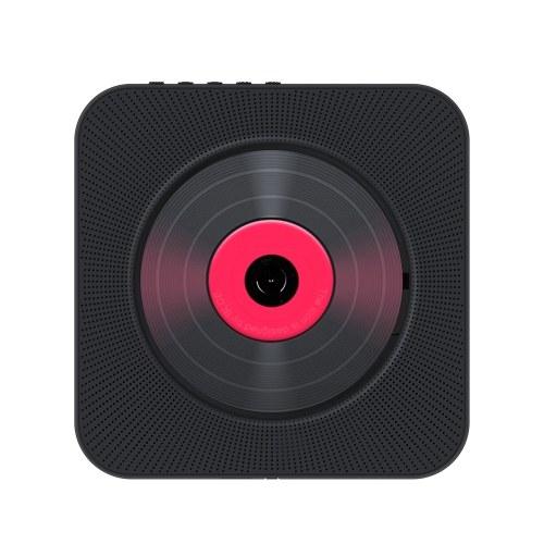 Portable an der Wand befestigter CD-Spieler