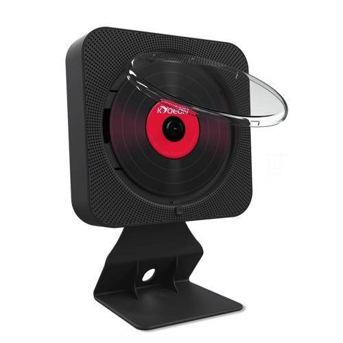 Riproduttore video DVD portatile fissato al muro