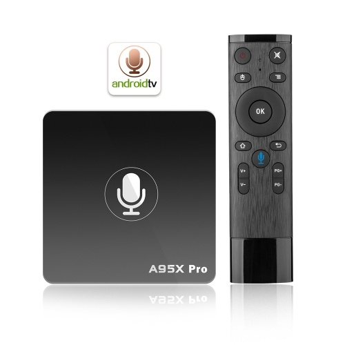 $10.24 OFF A95X Pro Android 7.1 TV Box,free shipping $40.99(Code:MV4359)