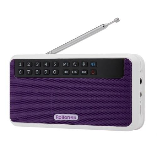 Rolton E500 Wireless BT Speaker