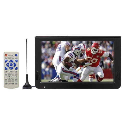 D10 10.1 Inches Portable Multimedia Player DVB-T2 Receiver