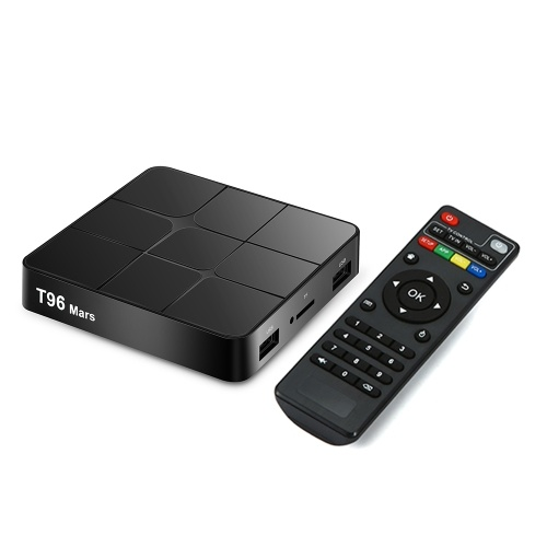 T96 Mars Android 7.1.2 TV Box 2 Go / 16 Go 1080p