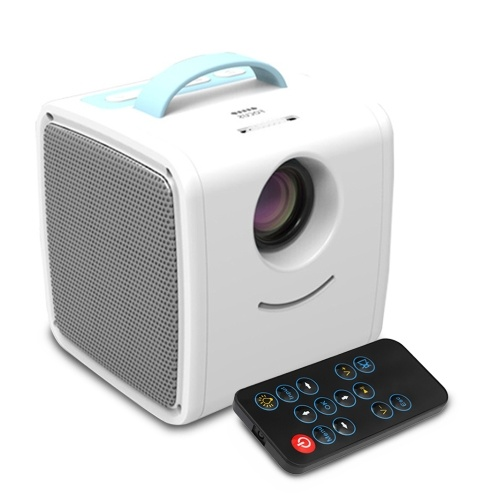 Q2 Mini Portable LCD Projector