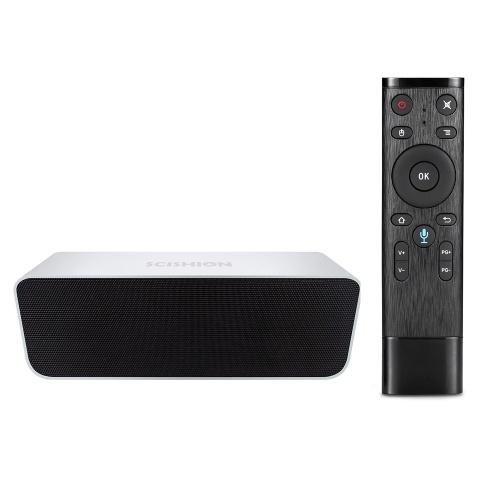 SCISHION Magic one Android TV Box & Wireless BT Speaker Sound Bar 2 in 1