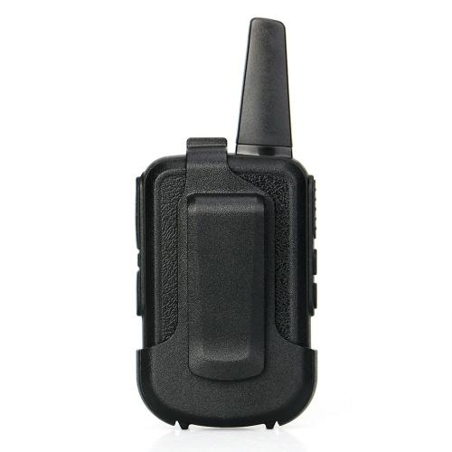 Retevis RT15 Portable Walkie Talkie UHF 400-470MHz 16-Channel 2-Way Radio CTCSS/DCS TOT VOX Scan Intercom Speakers Mic