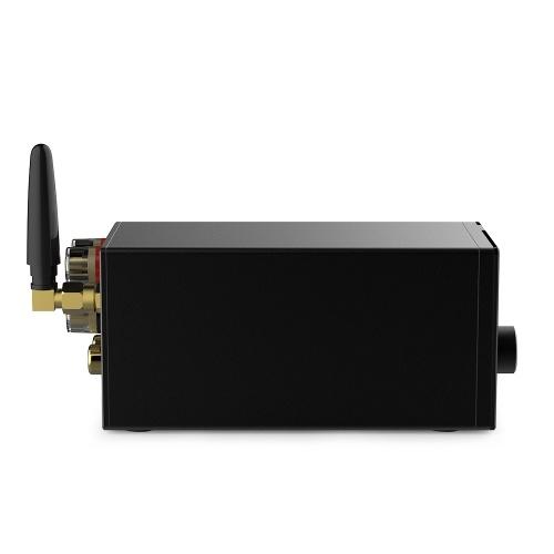 S.M.S.L SA100 Bluetooth 5.0 Audio Amplifier 50W+50W TPA3116D2 Power Amplifier Digital HI-FI Audio Stereo Amplifier V6276B-EU