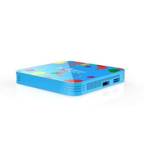 H96 Mini Allwinner H6 TV Box Dual WIFI BT4.0 Android 9.0 System Quad Core 4K 6K Television Box