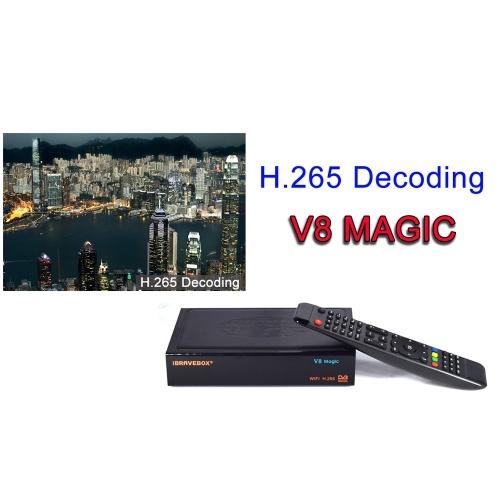 Спутниковый ресивер HD Digital DVB T2 + S2 ТВ-тюнер Приемлемый MPEG4 DVB-T2 ТВ-тюнер T2-тюнеры
