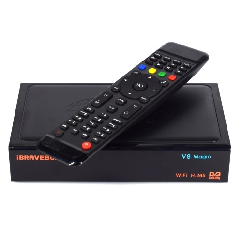 サテライトレシーバーHDデジタルDVB T2 + S2 TVチューナー受信可能なMPEG4 DVB-T2 TVレシーバーT2チューナー