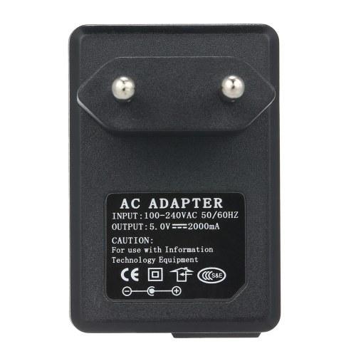 5V 2A Adaptateur secteur Chargeur Alimentation à découpage Interface USB universelle pour téléphone, tablette et autres appareils USB connexes Petit et léger - Conçu pour la sécurité