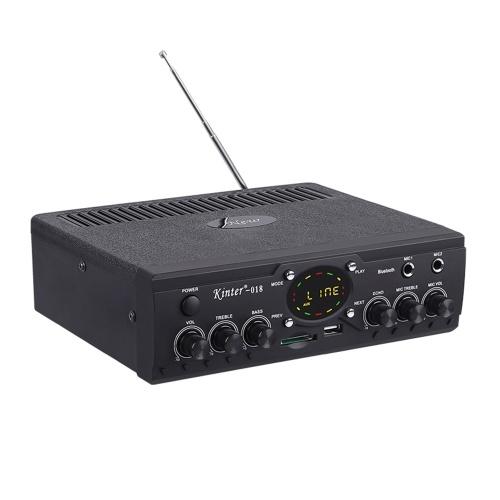 Kinter 018 HiFi-Verstärker 2.0CH 30W Stereo Sound Audio