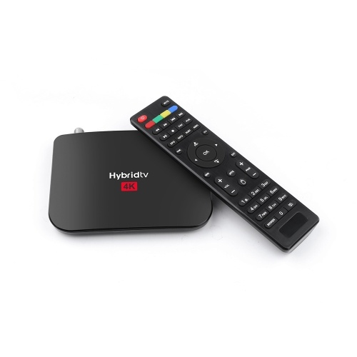 MECOOL M8S DVB-S/S2/S2X  TV Receiver Android 9.0 2GB RAM 16GB ROM HD 1080P Set Top Box Digital Video Broadcasting Receiver Support 2.4G WiFi