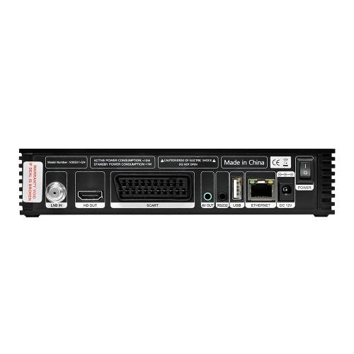GTMEDIA V8X DVB-S/S2/S2X FTA Digital Signal Receiver Set-top Box Full HD 1080P Remote Control Built-in WiFi H.265 V8 Nova Upgrade