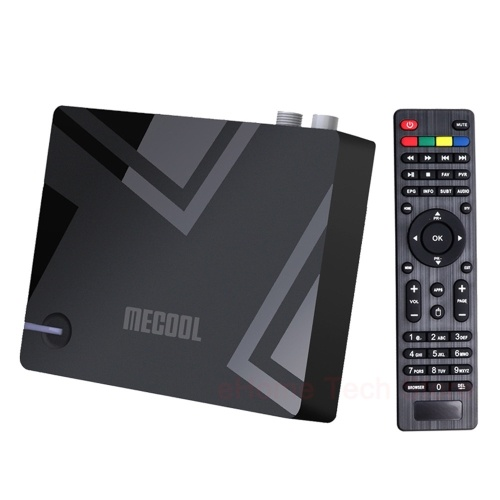 MECOOL K5 Android TV BOX DVB-T2 / S2 Set-top Box Android 9.0 4K Media Player