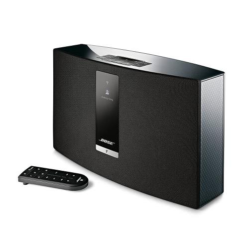 BOSE SoundTouch 20 III Wireless Bluetooth Speaker Stereo Music Поддержка домашнего кинотеатра Wi-Fi AUX USB Порт Ethernet для смартфонов Компьютеры для ноутбуков
