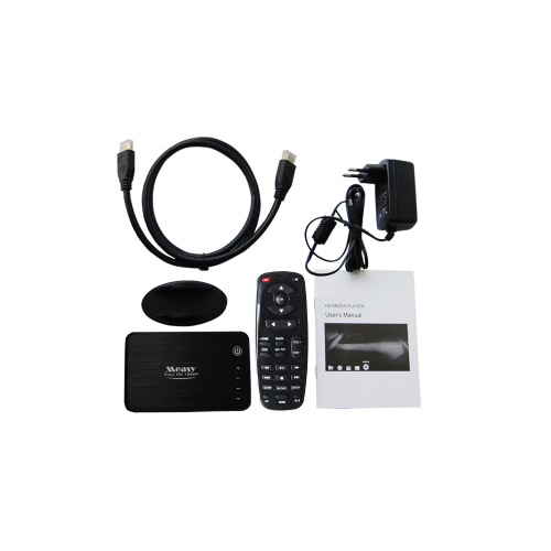 Mediay A1HD Full HD 1080P HD Media Player