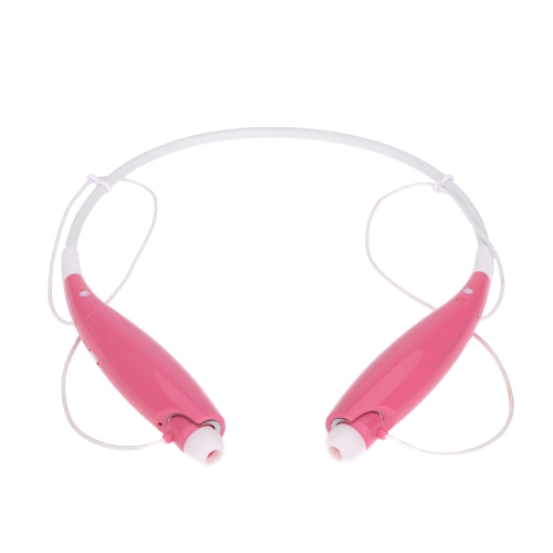 HV-800 Neck-strap Style In-ear Wireless Outdoor Sport Stereo Bluetooth 4.0 + EDR Music Headphone Earphone Headset Hands-free with Microphone for iPhone 6 Plus 6 5S LG Samsung S5 S4 HTC Tablet PC