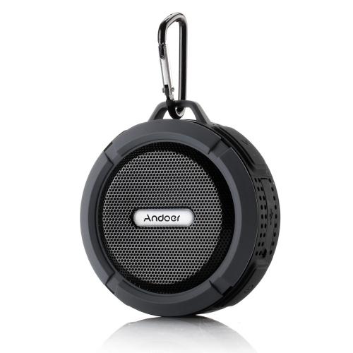 Haut-parleur stéréo extérieur sans fil Bluetooth 3.0 Andoer 5W