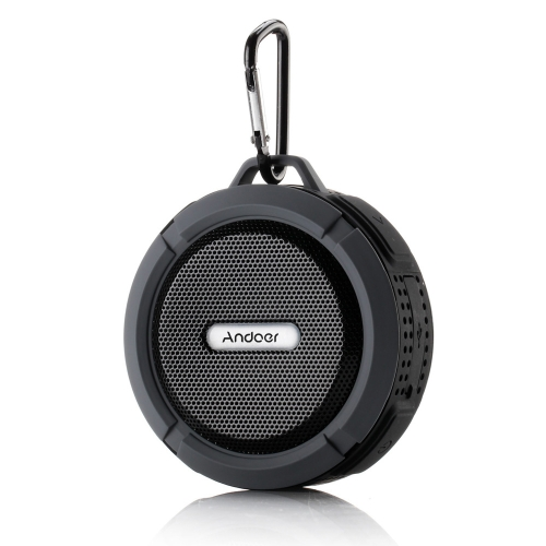 Andoer 5W Wireless Bluetooth Outdoor Stereo Speaker