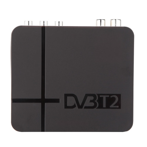 K2 Full HD 1080P DVB-T2 Digital Terrestrial Receiver