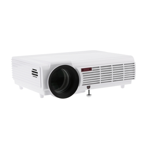 LED-96 Portable Full HD 1080P Projector Android 4.2 OS 3000 Lumens Contrast Ratio 2000:1 Wi-Fi HD VGA USB for Business Education Personal Entertainment Home Theater