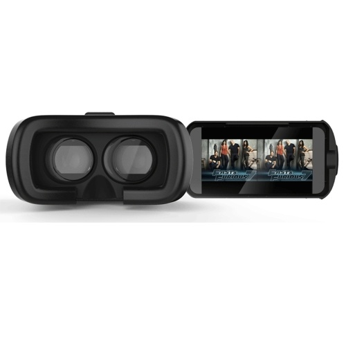 Andoer® ​Montato Centrale Google Cartone 3D Versione VR Occhiali di Realtà V3D fai da te Mandati Video Movie Game Vetri con Fascia per IPhone 6plus 6 Samsung Nota 4 /  Phones 4.7 ~ 6.0