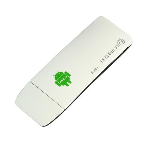 Portable Mini Android 4.4 HD TV Dongle Amlogic S805 Quad Core 1.5GHz 2G / 8G XBMC H.265 Miracast DLNA Bluetooth 4.0 WiFi OTG Mini PC