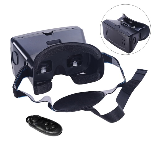 Google Cardboard Version 3D VR Glasses