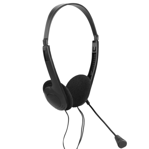 OVLENG OV-L900MV 3.5mm Stereo Headset with Microphone Mic Adjustable Headband