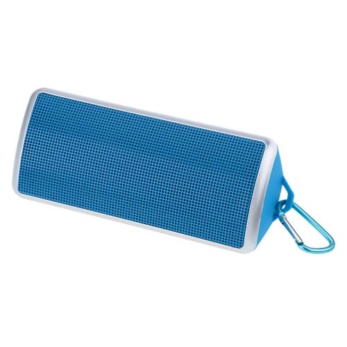 Wireless Bluetooth 4.0 Stereo Speaker Soundbox Audio Loudspeaker Speakerphone Mic Hands-free 6 LED Light Mode TF Card U Disk USB Flash Drive Play Outdoor Portable