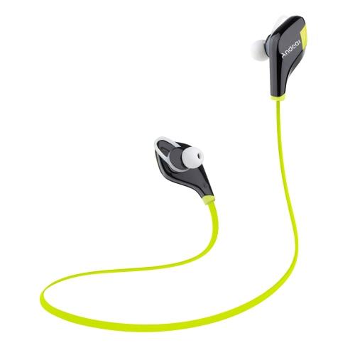 Mini Lightweight Wireless Bluetooth 4.1 Stereo In-ear Earphone Black