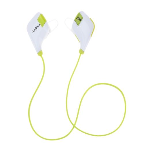 Mini fone de ouvido intra-auricular estéreo sem fio leve BT 4.1